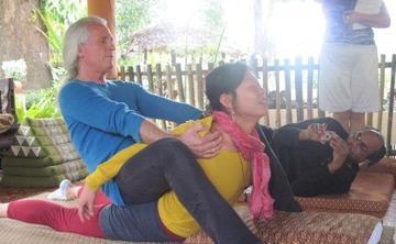 Vedic Thai Massage Retreat & Workshop – April 2019