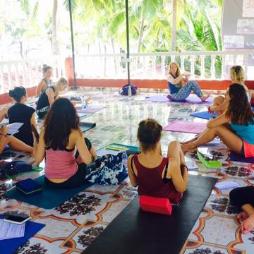 15 DAYS RYT 200 HOUR YOGA TEACHER TRAINING + 8 HOUR AYURVEDA MASSAGE COURSE