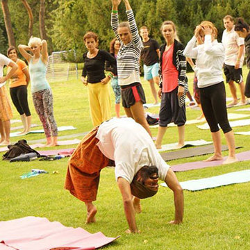 Rishikesh School of Yoga and Naturopathy