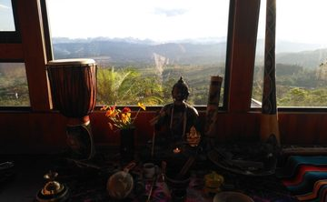 2 day 1 night Ayahuasca ceremony in Costa Rica