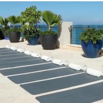 Exhale & Let Go Yoga Retreat - Puerto Rico