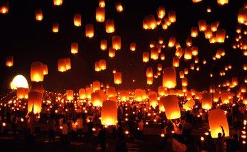 Lantern Festival & Shamanic healing retreat - Chiang Mai - Thailand (Nov 2018)