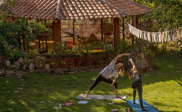 RYT300 Mystical Yoga Teacher Training Peru