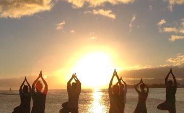 Hawaii Yoga Retreat