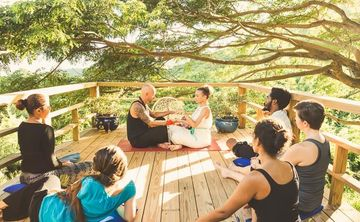 Puerto Rico February 2016- Yoga and Ayurveda