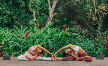 5 Days Sanctuary Escape Yoga Retreat in Bali, Indonesia