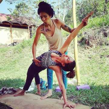 28 Days Terra Eco-Yoga Teacher Training in Veracruz, Mexico.