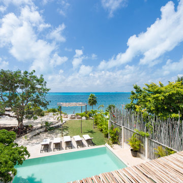 5-Day Tropical Island Luxury Wellness and Yoga Retreat  /  On Isla Mujeres  /  Feb 23 - 27 2019