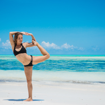 7 Days Paradise Yoga & Healing Food Retreat in Zanzibar, Tanzania