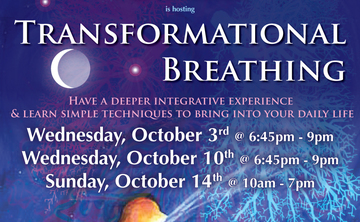 Transformational Breathing Intro Evening