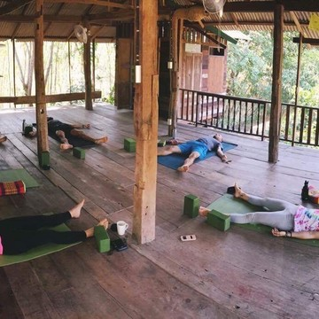 7 Day Sober Travel Yoga Retreat in Thailand, For anyone in recovery!
