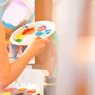 The More You / Paint Awake