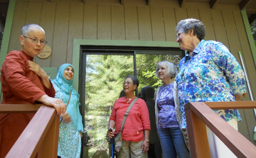 It's Closer Than You Think - Monastic Retreat with the Aloka Vihara Nuns