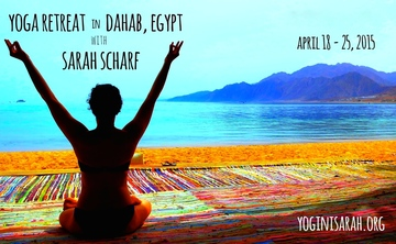 Dahab Yoga Retreat