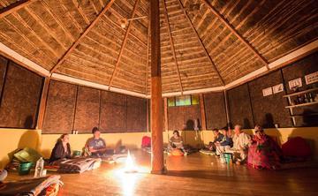 7 day Ayahuasca healing retreat, Machu Picchu and social responsibility.