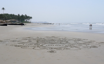 Hatha and Vinyasa Yoga Retreat in Goa with Heather Elton