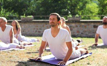 Hridaya Yoga Retreat: Module 1 Intensive (Part 2)