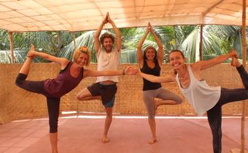 200 hours Multistyle Yoga Teacher Training