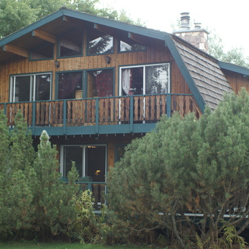 The Healing House on Sylvan Lake, Alberta