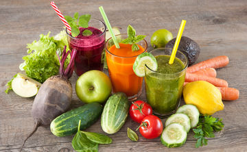 Winter Cleanse Juice and Soup Detox Week