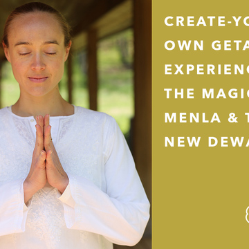 Menla Create-Your-Own Getaway