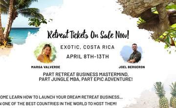 Launch Your Dream Retreat