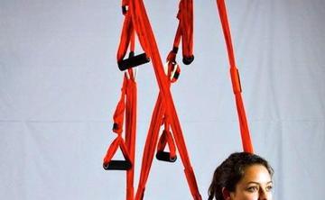 Aerial/Swing Yoga Teacher Workshop