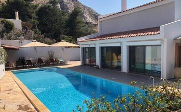 Luxury Yoga Retreat on Athens Riviera Greece (ongoing)