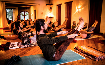500hrs 63 Days Tantra Yoga/Shamanism Teacher Training Ecuador - Jan-March 2019