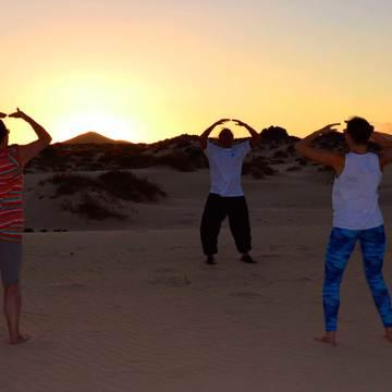 Tai Chi Fuerteventura Wellbeing Retreat