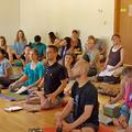 Krishnamachar Yoga Shala, Mysore, Karnataka, South India.