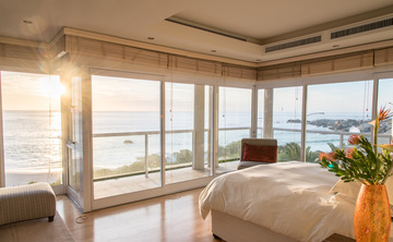 7 night luxury retreat in Camps Bay, Cape Town