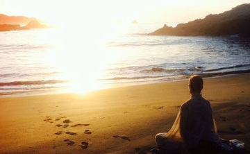 New Year's Hridaya Silent Meditation Retreat in the USA