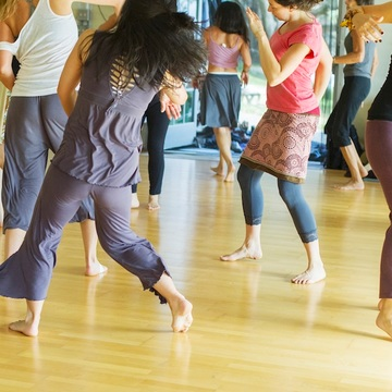 5Rhythms®: Grief, Loss and the Body in Motion