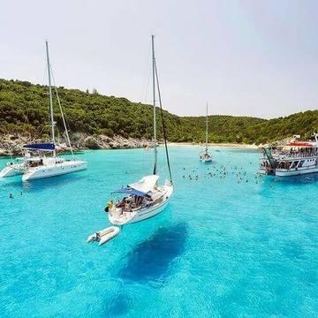 Sailing & Yoga retreat : Greece (May to Oct)