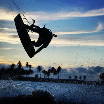 Multiple Spot Kitesurf Lifestyle Workation Brazil