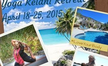 Barefoot in Barbados Yoga Kelani Retreat