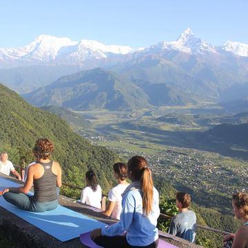 Rishikul Yogshala- Yoga Teacher Training in Nepal