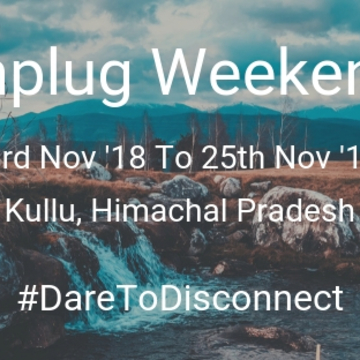 Unplug Weekend