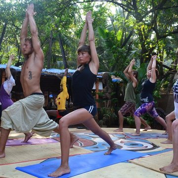 Yoga Teacher Training India Goa Rishikesh Dharamsala