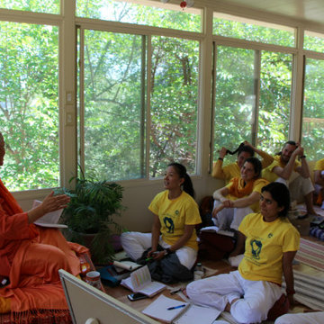 Vedanta and Silence Certificate Course