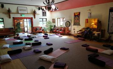 New Year Yoga & Meditation Retreat