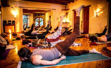 200hrs 28 Days Tantra Yoga/Shamanism Teacher Training Ecuador - June/July 2019