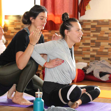 300 Hour Yoga Teacher Training Course in Rishikesh, India