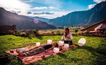 9 Day Sacred Valley, Breathwork, Yoga & Plant Medicine Journey