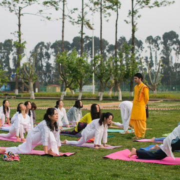 200-Hour Ashtanga, Hatha, and Vinyasa Yoga Teacher Training in Rishikesh, India
