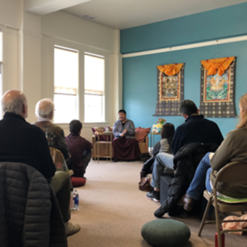 [Dharma December] A Daylong Meditation Retreat to Celebrate the New Year