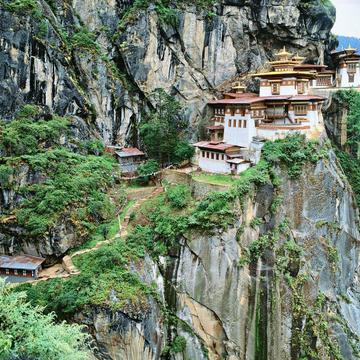 2019 Bhutan • Exotic Yoga Retreat
