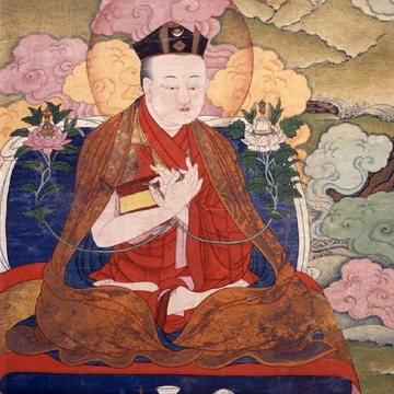 Dentog Chigma: The Method for Accomplishment on One Seat With Drubpön Lama Karma