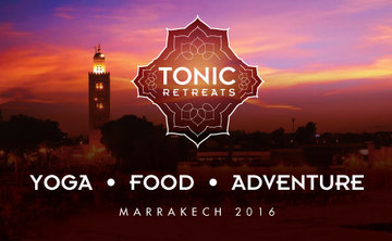 Magical Marrakech - Gourmet Yoga Retreat (women only)